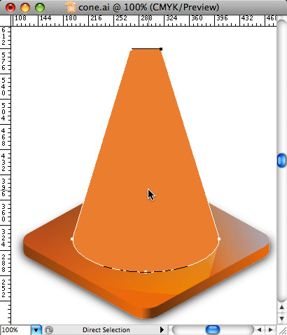 Examples of Cone Shaped Objects http://www.sant-media.co.uk/2009/01/illustrator-tutorial-traffic-cone/