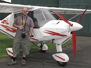 Me and the Ikarus C42