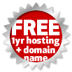 FREE Hosting on all websites